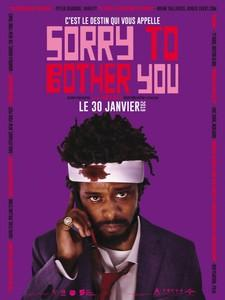 SORRY TO BOTHER YOU Image 1