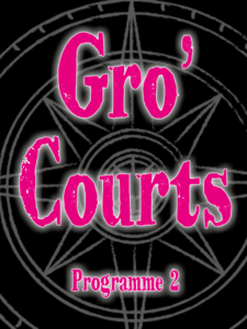 GRO'COURTS - PROGRAMME 2 Image 1